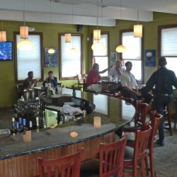 Meritage Restaurant, located in Glendale, OH