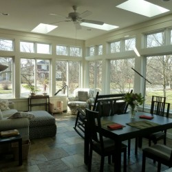 L Sunroom