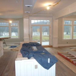 4 Kitchen, Family Room Center View