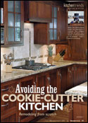 House Trends - Avoiding the Cookie-Cutter Kitchen